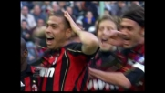 Ronaldo segna da ex un goal nel derby: Milan in vantaggio sull'Inter