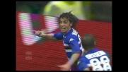 Marilungo debutta siglando il suo primo goal  in Serie A