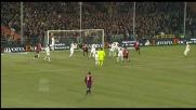 Thiago Motta cala il tris al Marassi realizzando il goal del 3-0 del Genoa sul Torino