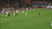 La fortuna regala a Kucka e al Genoa il goal vittoria