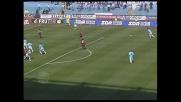 Pandev goal! Lazio in vantaggio sul Livorno con un gran goal di testa del macedone