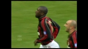Seedorf trascina il Milan sul 2-0 contro la Reggina