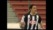 Di Michele inventa il goal del pareggio contro la Roma