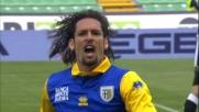 Il Parma passa in vantaggio a Udine grazie al goal di Amauri