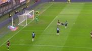 Cristante al volo sulla traversa: Milan vicino al goal contro l'Atalanta
