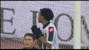 Incredibile errore sotto porta di Cuadrado contro l'Inter