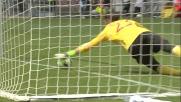 Goal fantasma di Berardi viziato da una papera di Diego Lopez in Sassuolo-Milan