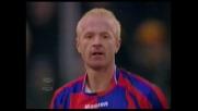 Tare colpisce, goal all'Olimpico contro la Lazio
