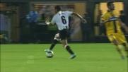 Ripartenza con doppio passo di Allan contro il Parma