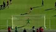 Il goal di Totti su rigore chiude il match tra Hellas Verona e Roma