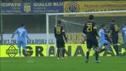 Insigne trova il goal a Verona con un inserimento in area