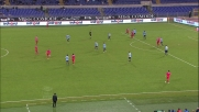 Bergessio in girata pareggia i conti all'Olimpico contro la Lazio