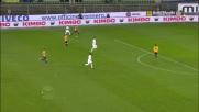Gollini para le conclusioni di Diamanti e Gomez e salva il Verona contro l'Atalanta