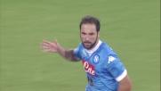 Higuain non dà scampo a Marchetti: vantaggio Napoli sulla Lazio