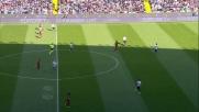 Karnezis nega il goal a Perotti dopo una grande azione della Roma