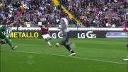Il goal di Josef Martinez in contropiede condanna l'Udinese