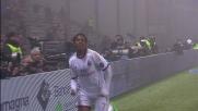 Sassuolo-Milan: goal di Robinho