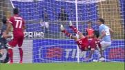 Neto salva sulla linea un goal praticamente fatto di Klose