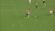 Dybala davanti a Gollini angola troppo il mancino: palla fuori di poco