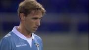 Biglia sblocca il risultato con un goal su punizione contro il Torino