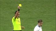 Fallo da cartellino giallo per Radu contro il Palermo