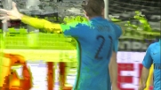 La prima rete di Podolski in Serie A è un goal vittoria contro l'Udinese