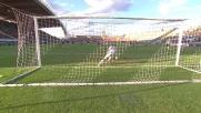 Di Natale riacciuffa l'Atalanta con un goal dagli undici metri