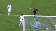 Longo colpisce un palo clamoroso contro la Fiorentina