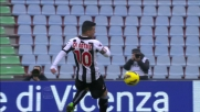 Di Natale delizia il Friuli segando un goal al Parma con un pallonetto pregevole
