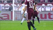 Tocco di mano di Parolo, il Torino conquista un calcio di rigore