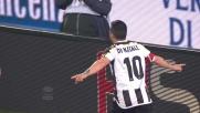 Azione magistrale dell'Udinese conclusa in goal da Di Natale