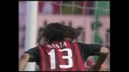 Goal di Nesta sottoporta contro il Como