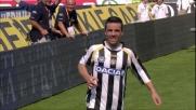 Isla serve e Di Natale realizza il goal della doppietta contro la Lazio