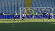 Il goal di Basta è una perla da fuori area: è tris Udinese