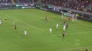La Sampdoria ringrazia Silvestre che contrasta il destro di Sau