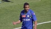 Muriel si sblocca contro il Parma con un piazzato di destro