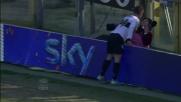 Al Tardini contro il Verona solo i cartelloni frenano Cassano