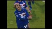 Goal di Bellucci su calcio di rigore, la Sampdoria raggiunge l'Udinese sull'1-1