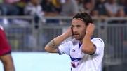Cigarini dalla grande distanza impegna Storari, è corner per la Sampdoria