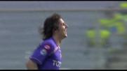 Il goal di testa di Jovetic regala il poker alla Fiorentina