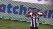 Di Natale super: goal vittoria e doppietta in Udinese-Atalanta