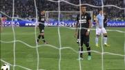 Vidal spiazza Marchetti e sblocca il risultato all'Olimpico di Roma