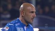 Maccarone manca l'appuntamento col goal al Milan