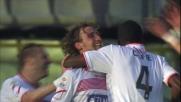Lollo ribalta il match realizzando il goal del 2-1 per il Carpi sul Genoa
