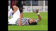 Jankulovski atterra Pepe, fallo netto e punizione per l'Udinese
