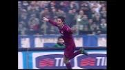 Bonazzoli sfrutta al meglio l'errore di Stam: goal della Reggina all'Olimpico