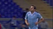 Lulic forza e tecnica: è il goal del vantaggio della Lazio