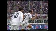 Il goal di Di Canio riporta la Lazio in parità contro la Fiorentina