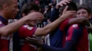 Niang prende sulle spalle il Genoa e segna il secondo goal al Verona