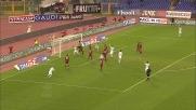 Il colpo di testa di Siviglia vale il pareggio della Lazio sul Torino